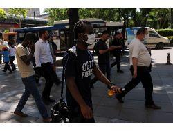 Taksim Protestocuları Kızılayda Polisle Çatıştı