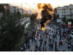 Samsun'da Taksim Protestosu Çatışmaya Dönüştü: 100 Gözaltı