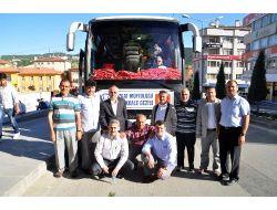 Yozgat'ta Din Görevlileri, Çanakkaleye 3 Günlük Gezi Düzenledi