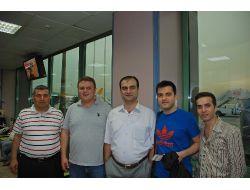 Adana Bugiad Üyeleri, Kuzey Irak Pazarını Araştırdı