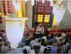 Suudi Alim El-karni, Salatin Camilerinde Tabiin'i Anlatıyor