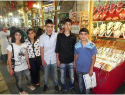 Gaziantep İle Mardin Arasında Okullar Arası Kardeşlik Köprüsü Kuruldu