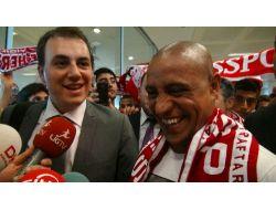 Roberto Carlos İstanbula Geldi!