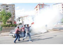 Balıkesirdeki Protestoların İkinci Gününde 44 Kişi Gözaltına Alındı