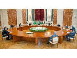 Türkmenistan-afganistan-tacikistan Demiryolunun Temeli Atılacak