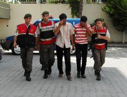 Otoban Gaspçıları Yakalandı