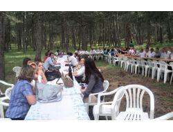 Orhaneli Ve Köylerindeki Öğretmenler Yemekte Buluştu