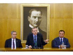 Erdoğan: Borsadaki Düşüşle Taksim'deki Olayları İlintili Hale Getirmeyelim