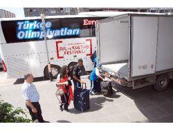 Türkçenin Çocukları Hoş Bir Sada Bırakarak Adanadan Ayrıldı