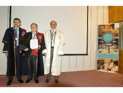 Prof. Dr. Yaşar Bilgin'e Fahri Profesörlük Unvanı