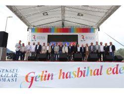 Başakşehir Belediyesi'nden Erciş'in İmarına Katkı
