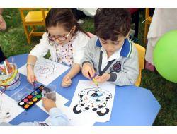 Çocuk Şenliği Renkli Görüntülere Sahne Oldu