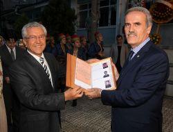 Başkan Altepe, 37 Yıl Sonra Yeniden Diploma Aldı