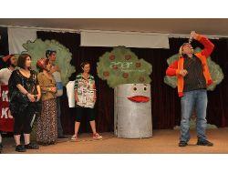 Çocuklara Tiyatro İle Çevre Bilinci