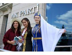 Öğrencilerin Ankaradaki Ziyaretleri Sürüyor
