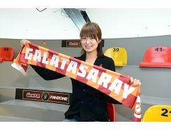 Saori Kimura Galatasaray Daikinde