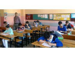 Ortaokul Öğrencileri Sbs Öncesi Prova Yaptılar