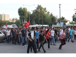 Adanada Gezi Parkı Eylemi