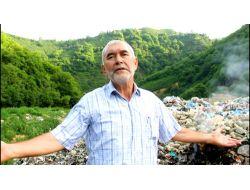 Gürağaç Köyü Çöp Kokusuna Esir Düştü