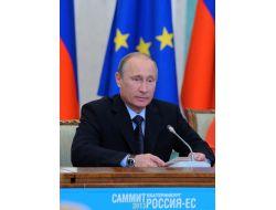 Rusya-AB: Suriye'de Siyasi Çözümden Başka Alternatif Yok