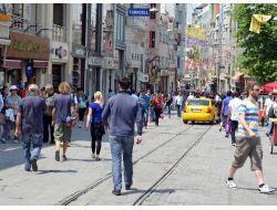 Taksim Meydanında Basın Mensuplarına Kimlik Kontrolü