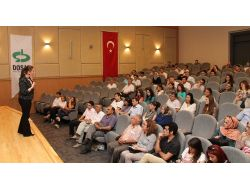 Dosabsiad'dan Öğretmenlere Ab Projesi Yazma Eğitimi
