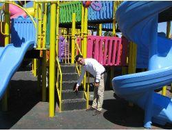 Çocuk Parklarında Güvenliğe Dikkat