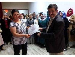 Diyarbakırlı Kadınlar Aile Ve Evlilik Okulundan Mezun Oldu