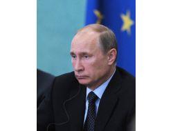 Putin: Suriye'ye S-300'leri Henüz Vermedik