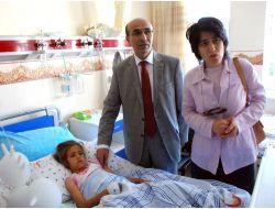 Vali Mahmut Demirtaş'tan Kazazedelere Ziyaret