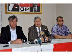 Chp Milletvekili Susamdan açıklamalar