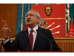 Kılıçdaroğlu: Kimse Vatandaşa Ayyaş, Çapulcu Gibi Laflar Kullanamaz