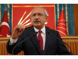 Kılıçdaroğlu: İşi Olağanüstü Noktaya Taşıyan Hükümetin Uygulamaları