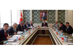 İpekyolu Kalkınma Ajansı Adıyaman'da Toplandı