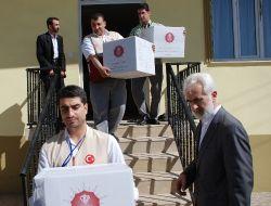 Diyanet İşleri Başkanlığı Suriyelilere Yardım Eli Uzattı
