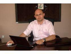 Halk Eğitim Merkezinin Yeni Müdürü Orhan Kütükoğlu Oldu