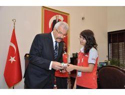 20 Ülkeden 70 Öğrenci Türkçe Olimpiyatları İçin Osmaniye'de