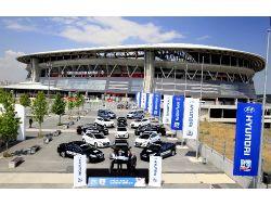 Hyundaiden U20 Dünya Kupasına 112 Araç