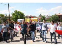 Elbistan'da 'gezi Parkı' Eylemine Destek