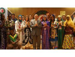 Türkçenin Çocukları Hak-işi Ziyaret Etti