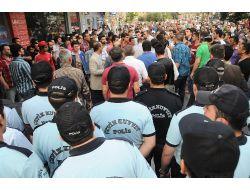 Trabzonda Gezi Parkı Protestosu