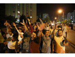 Taksim Eylemcilerine Tepki Gösterenler Başakşehirde Yürüdü