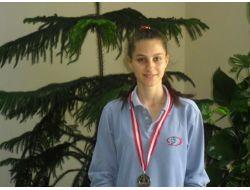 Diyarbakırlı Ceren, Türkiye Şampiyonu Oldu