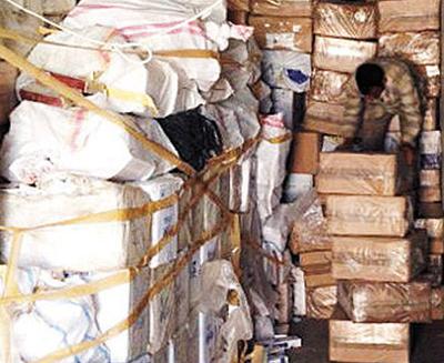 Sigara kaçakçılığı yapan polis tutuklandı