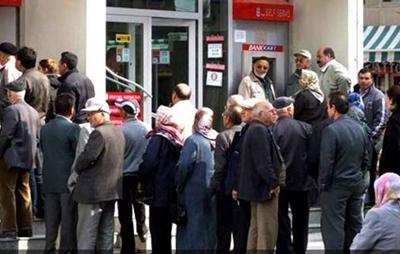 4 bin emeklinin zammı geri alındı