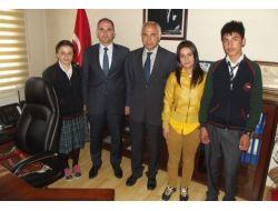 Güroymak Anadolu Lisesi Tübitak Sosyoloji Dalında Türkiye 3.'sü Oldu