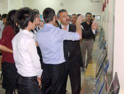 Elbistan İmkb Gazi Mustafa Kemal Lisesinden Sergi