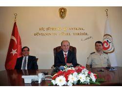 Vali Öztürk: Antalyayı Daha İyiye, İleriye Götürmeyi Vadediyorum