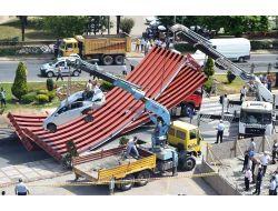 Orduda Trafik Kazası