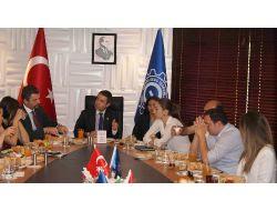 Angiad: Gezi Parkı Olayların Arkasında Yeni Anayasanın Bitmemesi Yatıyor